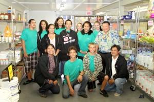 Maui Food Bank Renovation Nov. 4