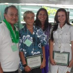 MaryAnn Nakama award winners Keoki Muralt and Kianna Muralt