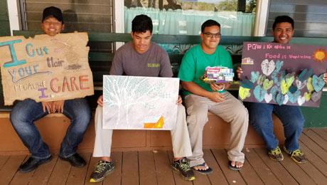 Expressing compassion through art